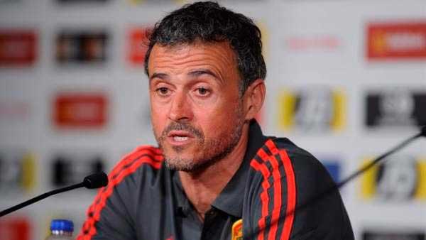 Luis Enrique abandona la selección española de fútbol