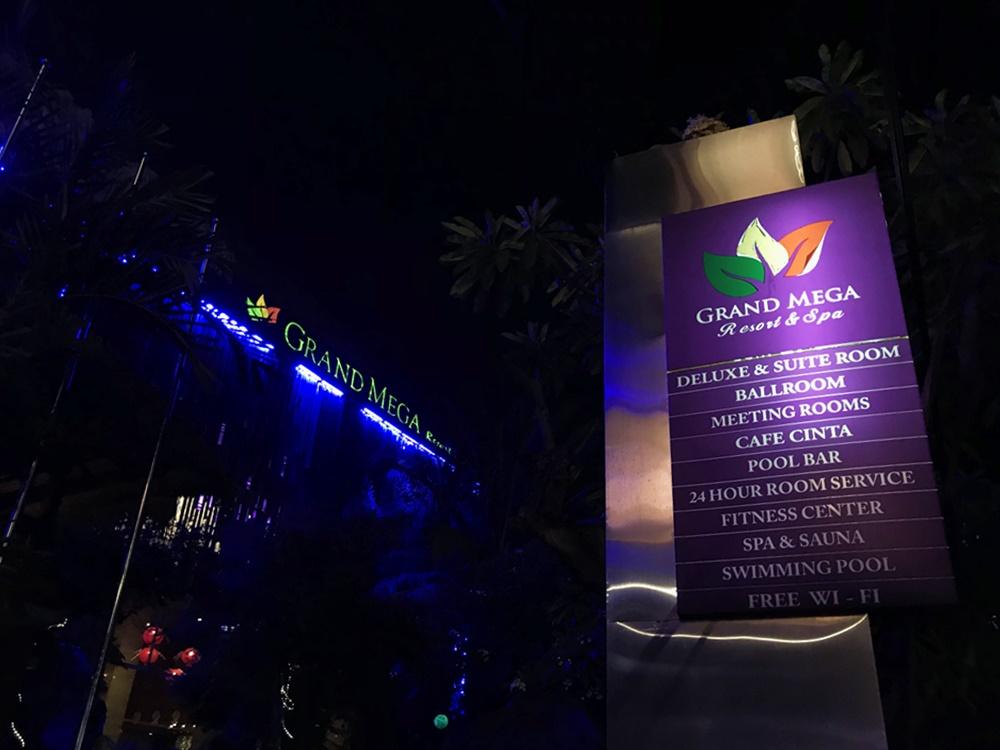 Grand Mega Resort And Spa Bali Hotel Review Rejoyce Canaynay