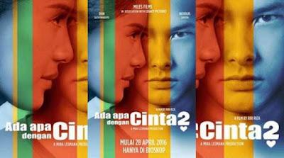 Donwload Film Ada Apa Dengan Cinta 2 Full Movie 2016