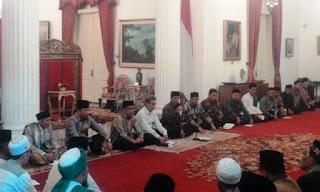 Di Depan Pada Ulama, Presiden Jelaskan Alasan Kenapa Tidak Temui Pendemo 4 November - Commando