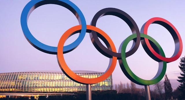 Olympic logo Tokyo