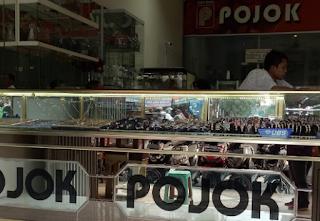 Toko Emas Pojok Malang