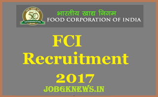 http://www.jobgknews.in/2017/10/food-corporation-of-india-fci.html