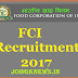 Food Corporation of India (FCI) Recruitment For 49 Watchmen Vacancy 2017