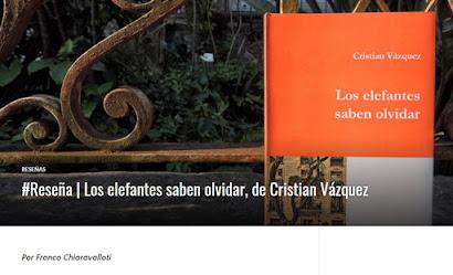 La foto que ilustra el artículo es de Natalia Segovia
