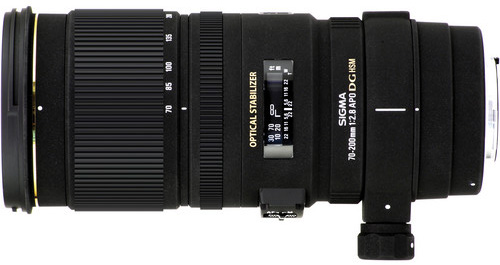 Sigma 70-200mm f/2.8 EX DG APO OS