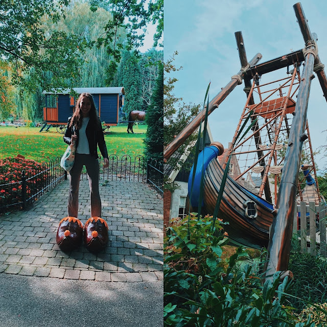 Nostalgie in Sprookjeswonderland Enkhuizen
