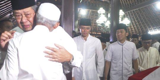 Adhyaksa Khawatirkan Kondisi SBY usai Ditinggal Ani Yudhoyono