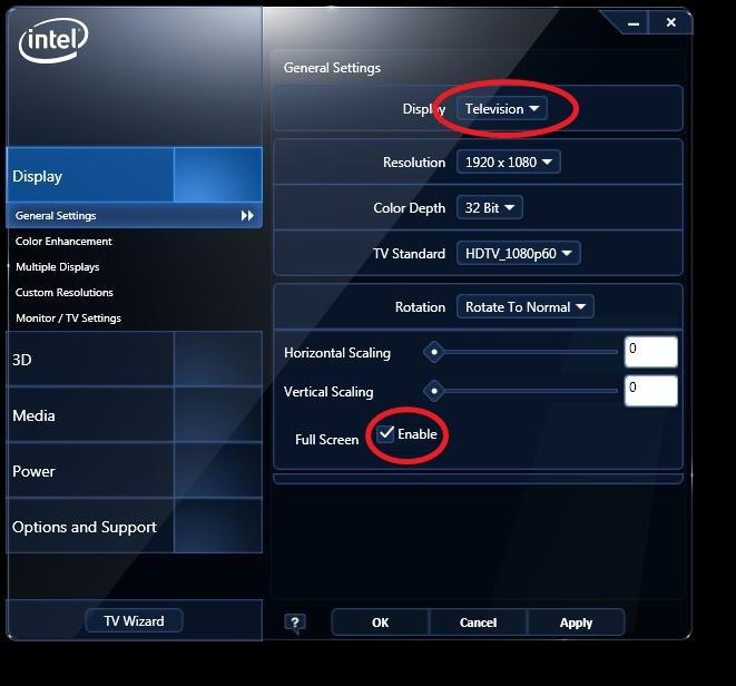 برامج الخليج : تحميل برامج: تعريف كارت الشاشة انتل Intel HD Graphics