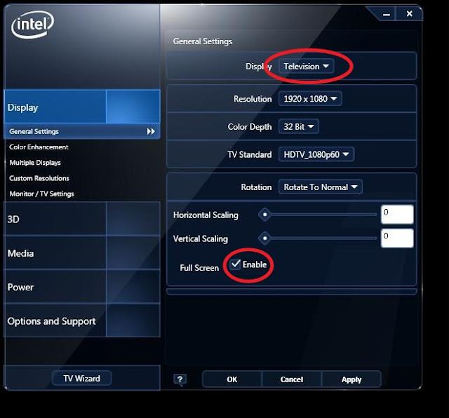 تعريف كارت الشاشة انتل Intel HD Graphics Driver 26.20.100.6912 for Windows 10 64-bit