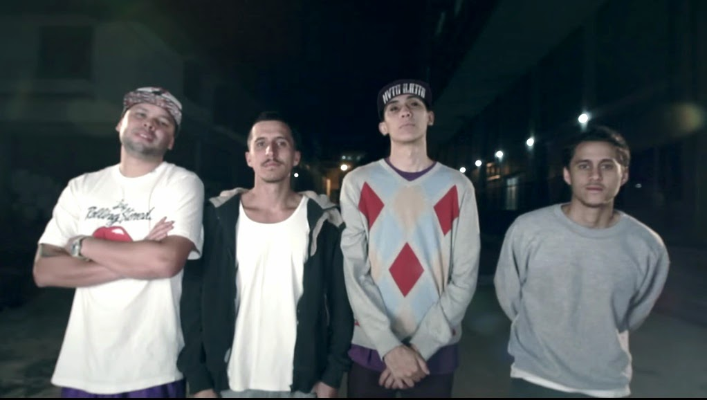ice od, solo soul, RMS, canserbero video clip oficial 2014,