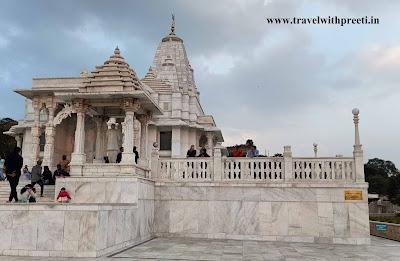 बिरला मंदिर जयपुर की यात्रा