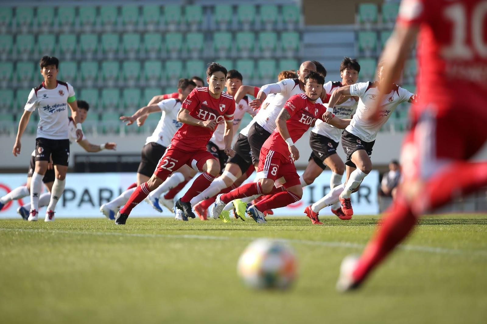 K League 2 Preview: Busan IPark vs Gwangju FC