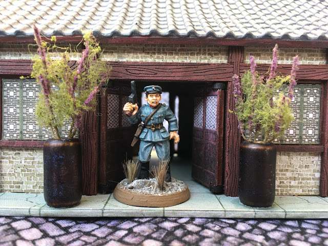 Warbases 28mm Chinese Niu House