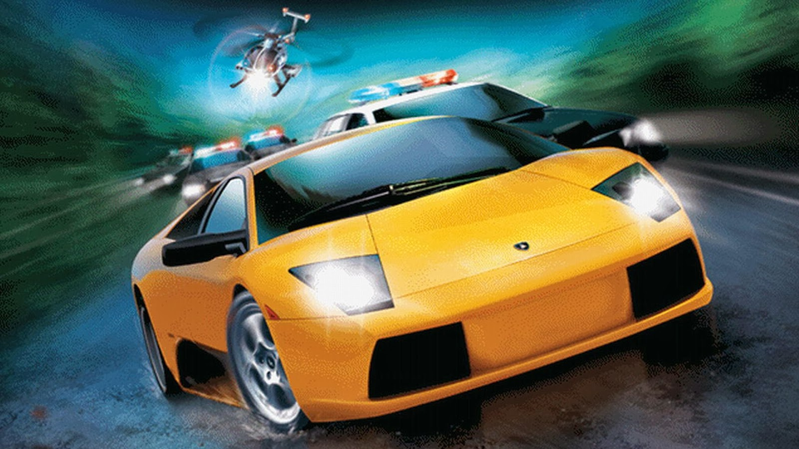 WALLPAPER ANDROID IPHONE Wallpaper Need For Speed Underground 2