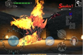 Devil May Cry 4 Refrain for android application