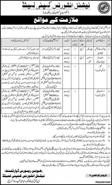 nicl-jobs-2021-in-karachi-national-insurance-company-limited