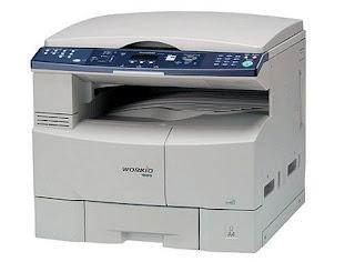 Download driver Panasonic Workio DP-1520  driver download, Panasonic Workio DP-1520 printer
