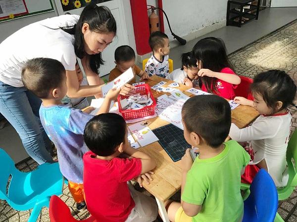 dạy trẻ mầm non kỹ năng sống