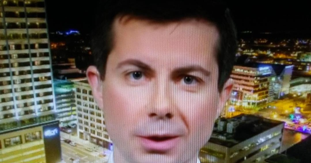 Biggest Phony in the world: Mayor Pete Turns to God to Win Over Black Supporters