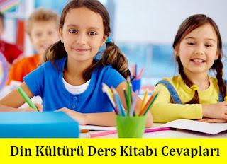 4. Sınıf Din Kültürü Dikey Yayınları Ders Kitabı Cevapları