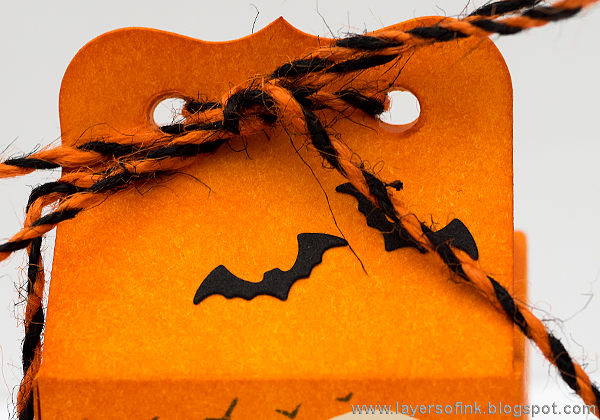 Layers of ink - Inky Halloween Box Tutorial by Anna-Karin with stamps by Hero Arts.