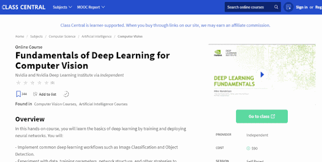 Fundamental of Deep Learning