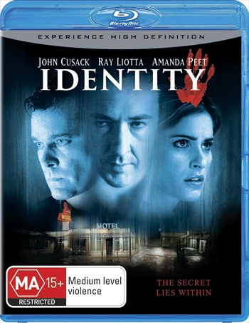 Identity 2003 Dual Audio Hindi 720p BluRay 700mb
