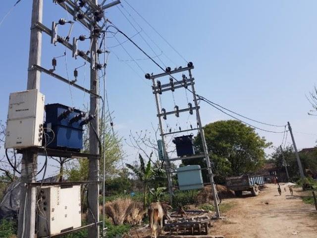 बेनीपट्टी में तेज हवा बहते ही कट जाती है बिजली, उपभोक्ता परेशान
