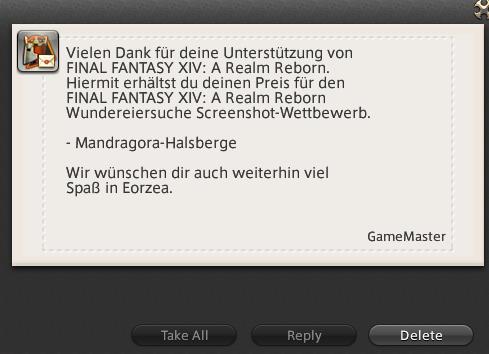 FFXIV Guide] My new Mandragora Choker | Final Fantasy XIV Guide