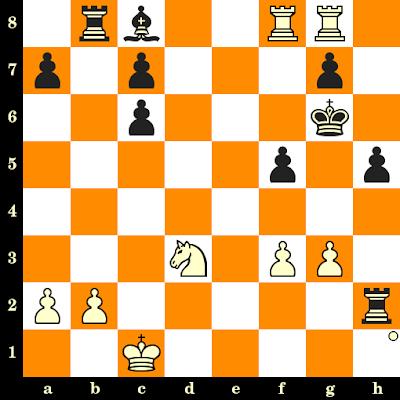 Les Blancs jouent et matent en 3 coups - Maxim Dlugy vs Ricardo Calvo Minguez, Londres, 1986