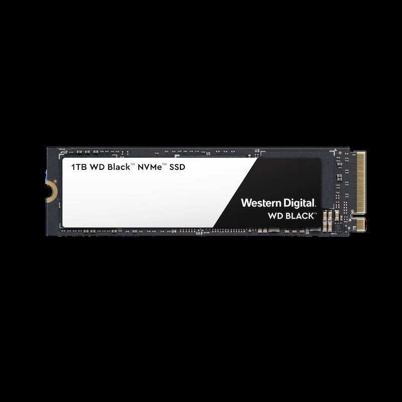 Western Digital WD Black 3D NVMe SSD