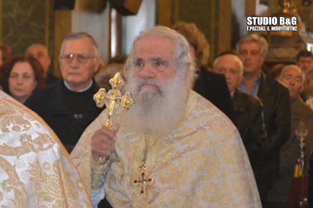Εκοιμήθη ο μακαριστός ιερέας π. Κωνσταντίνος Σχοινοχωρίτης