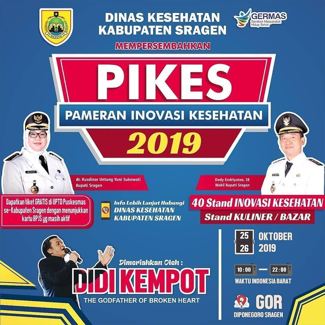 Konser Ambyar Didi Kempot Sragen Gor Diponegoro Promotion Your