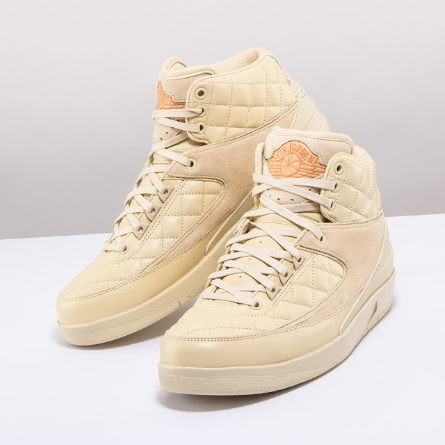 Luxury sneaker Air Jordan 2 Don C