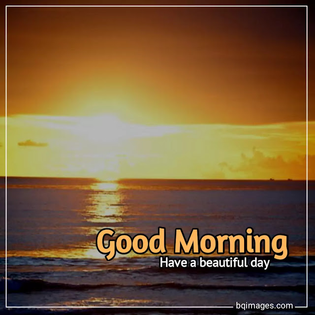good morning sun rising images