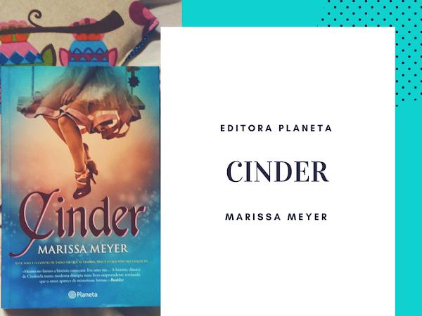 | Review | Cinder de Marissa Meyer