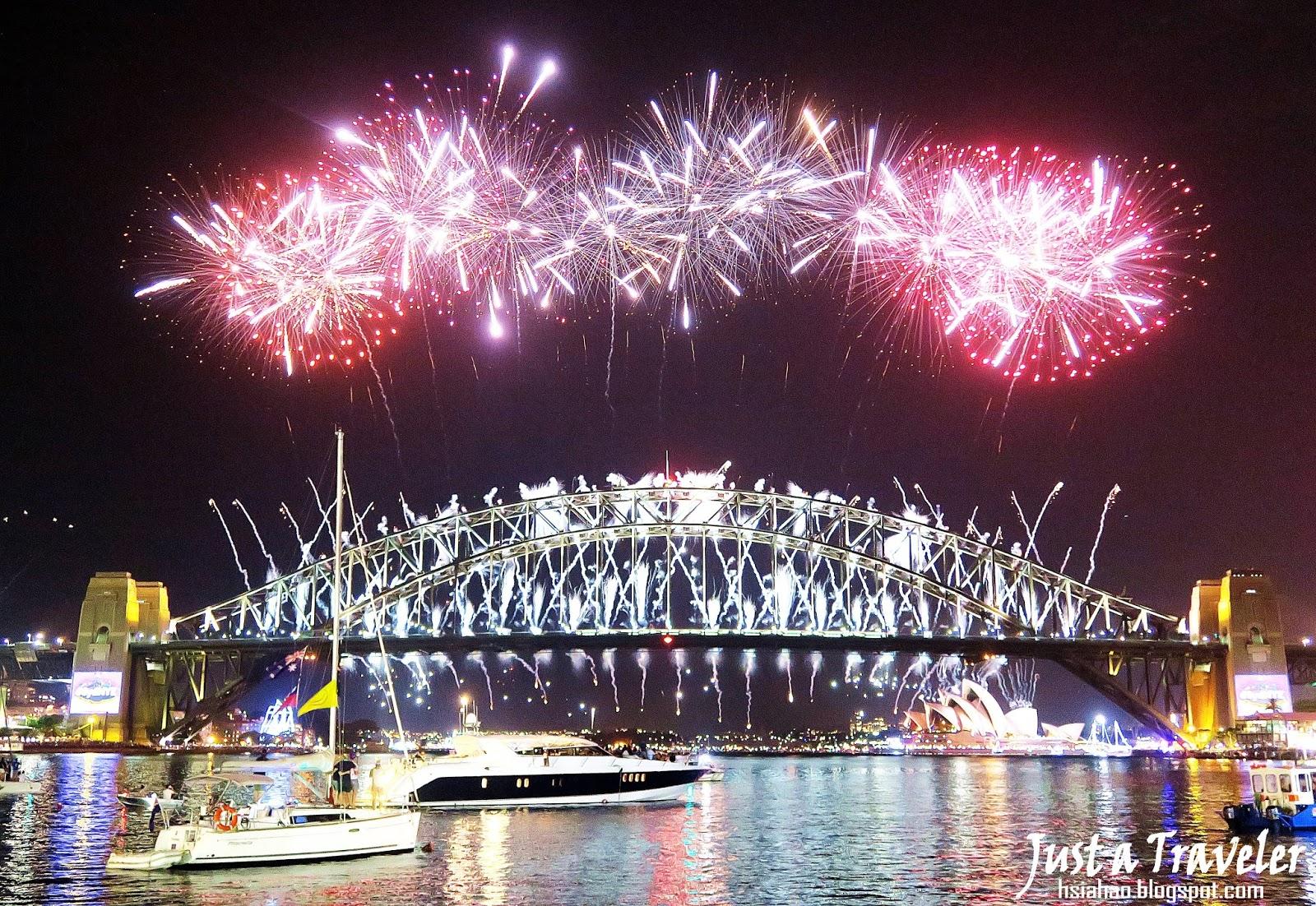 雪梨-跨年-煙火-賞點-推薦-港灣大橋-Harbour-Bridge-旅遊-自由行-澳洲-Sydney-Tourist-Attraction-Travel-Australia