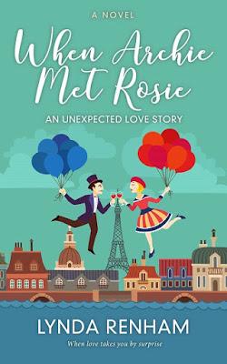 #LazySundayinFrance book review When Archie Met Rosie Lynda Renham French Village Diaries