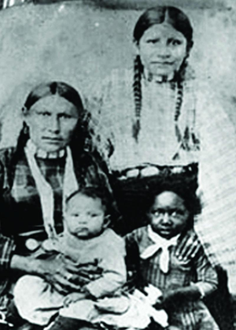 Us Slave Indivisible African Native American Lives In