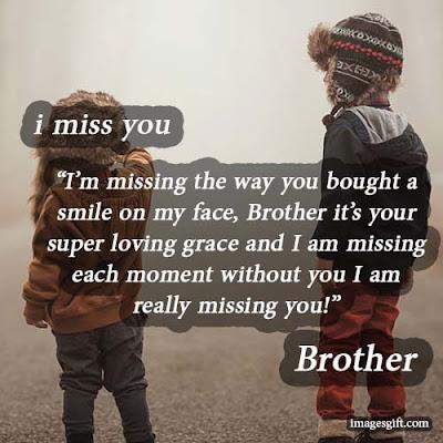 miss u brother