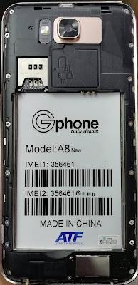 GPHONE A8 NEW FLASH FILE