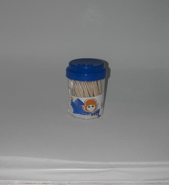 Foto tirada do produto no mini estúdio