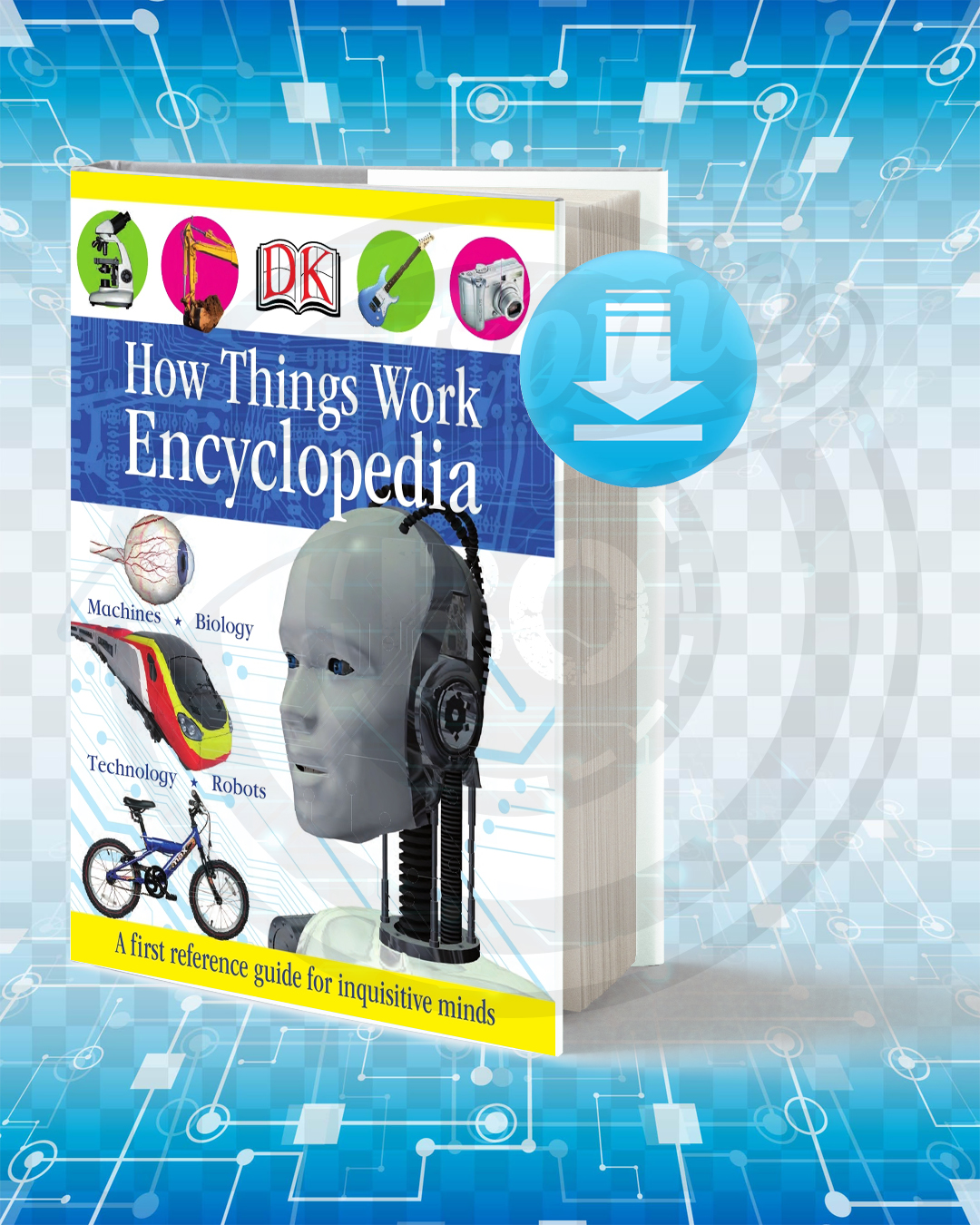 Free Book First How Things Work Encyclopedia pdf.