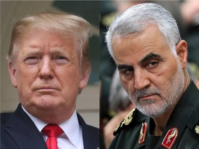 Iran issues arrest warrant for Trump over the murder of top Iranian general, Qassem Soleimani