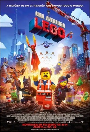Download Uma Aventura Lego BDRip Dublado + Torrent