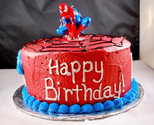 7 Hiasan Kue Ulang Tahun Anak Tema Super Hero Menghias Kue