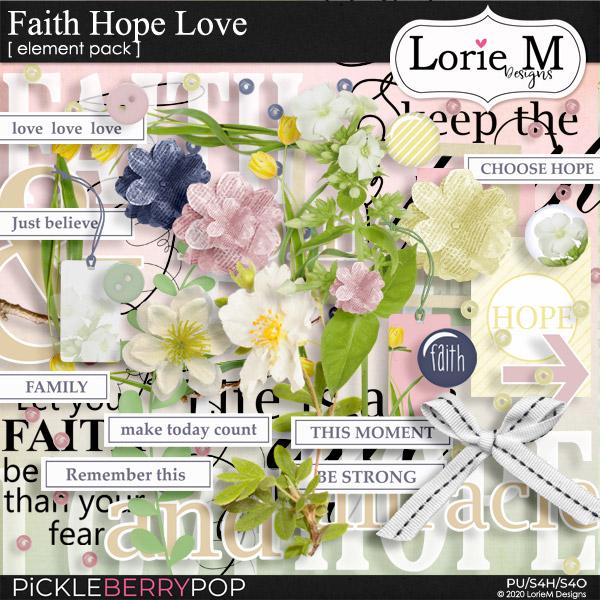 https://pickleberrypop.com/shop/Faith-Hope-Love-Element-Pack.html
