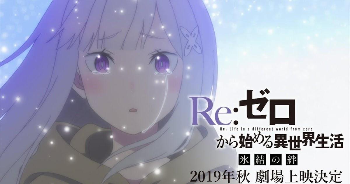 انمي Re Zero kara Hajimeru Isekai Seikatsu 2nd Season Part
