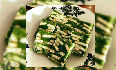 Resepi Kek Batik Horlicks